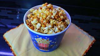 Popcorn Şekerli Mısır Nasıl Yapılır? 😍