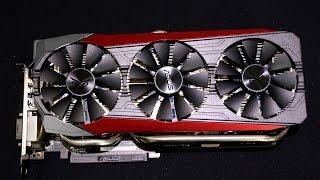 Asus Strix Nvidia GTX980 Ti DCU3