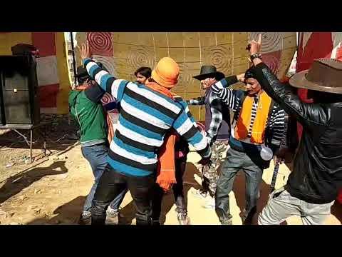 Haridwar Me DJ Lag Raha Tha Thaiya Nachungi