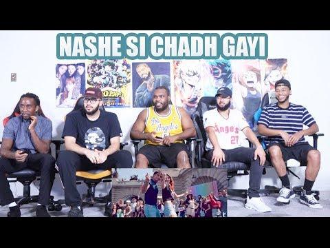 Nashe Si Chadh Gayi Song  Befikre  Ranveer Singh REACTION