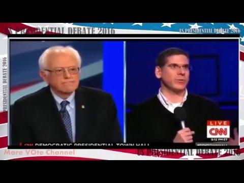 FULL CNN 6th Democratic Presidential Debate New Hampshire Democratic Town Hall - PART 2