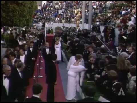 The Opening of the Academy Awards in 1985
