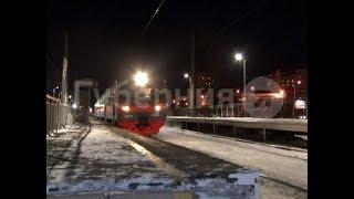 Мужчина попал под поезд в Хабаровске. MestoproTV