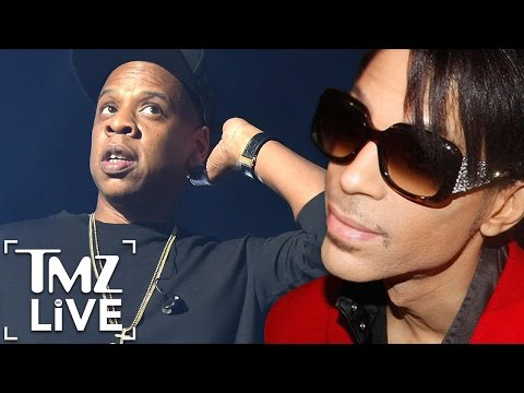JAY Z: Music War with PRINCE ESTATE | TMZ Live Mp3