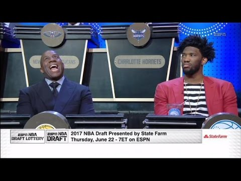 Swapped: 2017 Sixers NBA Draft Lottery Recap