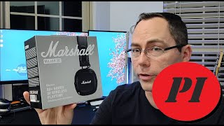 Marshall Major IV Headphones Product Impressions and Review