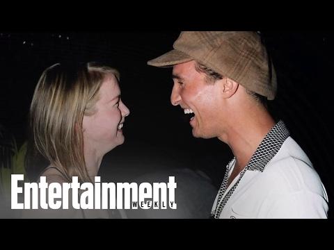 Renée Zellweger On Meeting Matthew McConaughey And Texas Chainsaw Massacre | Entertainment Weekly