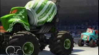 CARS Toons Monster Truck Mater PREVIEW Trailer