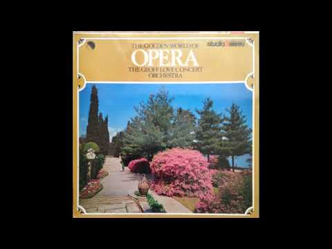 """Geoff Love Concert Orchestra - Barcarolle (from """"The Tales Of Hoffman"""") [Offenbach] [1975]"""