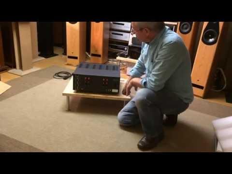 Audiomat Aria amplificateur à tubes
