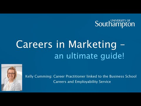 Careers In Marketing - An Ultimate Guide