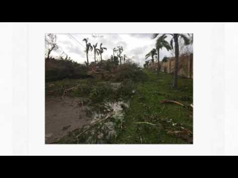 Hurricane Matthew Help for Smiths Point Bahamas