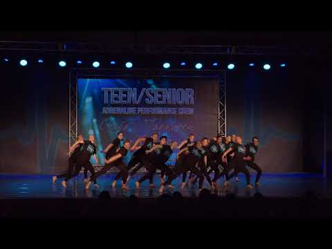 Contemporary Crew | Chris Jacobsen | Adrenaline Omaha 2018