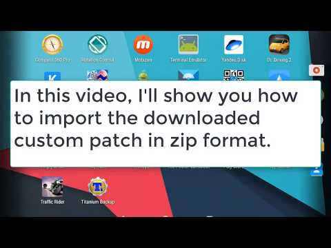 How To Download & Import Custom Patches - Lucky Patcher