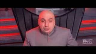 Dr Evil in 1 million Dollars
