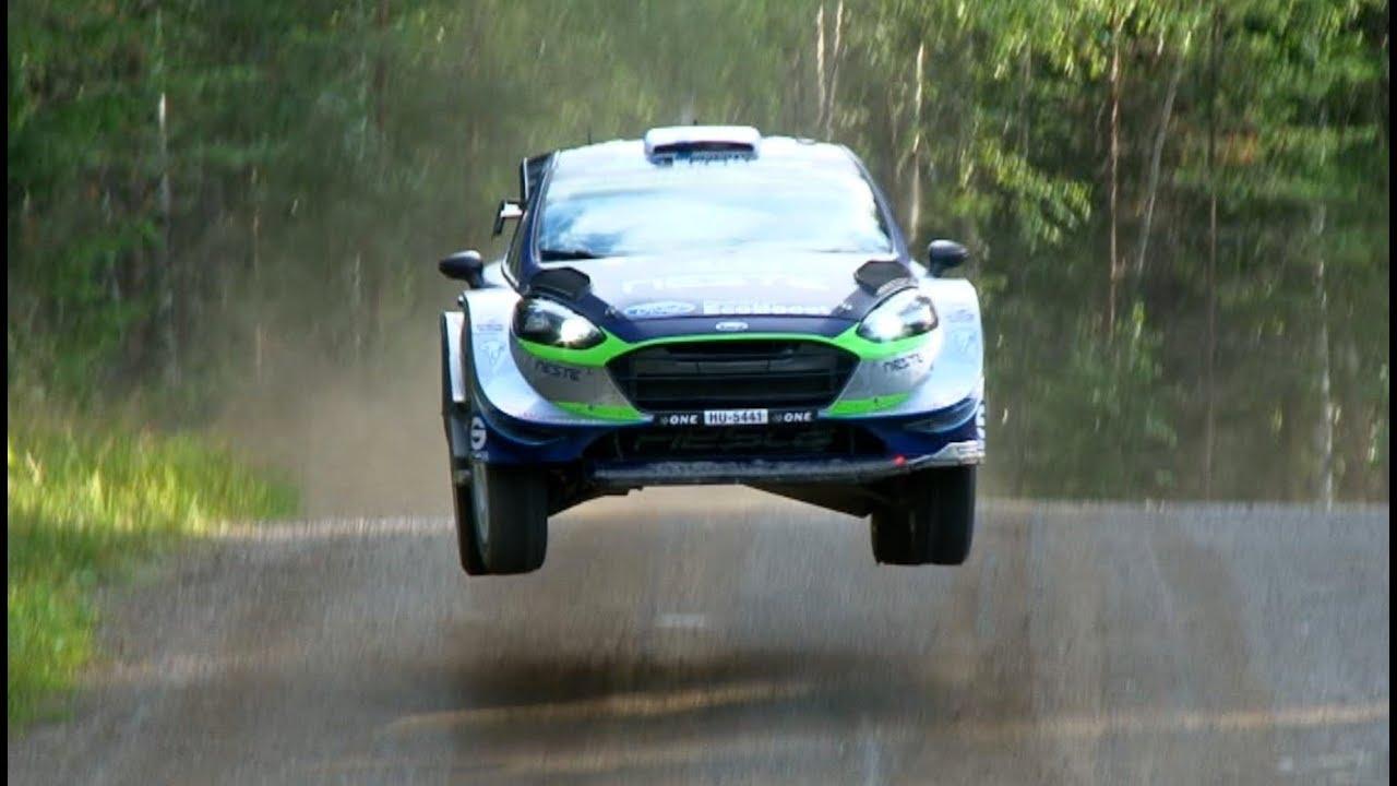 WRC Rally Finland 2017 - Motorsportfilmer.net