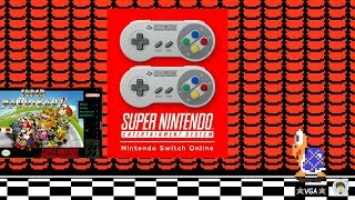 #SuperMarioKart cc150*online sNes Entertainment System Time Trial 🌟🌟