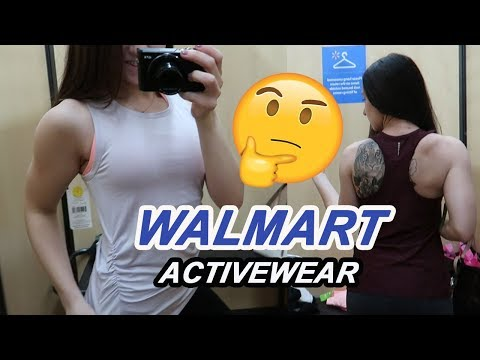 trying-on-walmart-activewear......hit-or-miss?!?!?!
