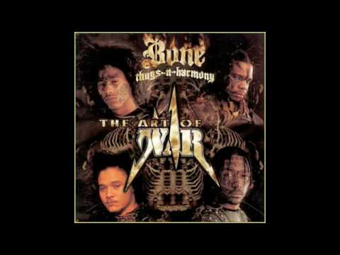 Bone Thugs - 11. Mind Of A Souljah - The Art Of War