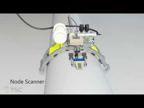TSC NodeScanner - ACFM Remote Subsea Inspection