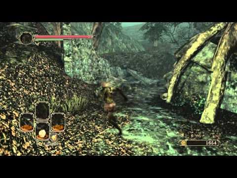 Dark Souls 2 - Shrine of Winter skip (Version 1.00 only)