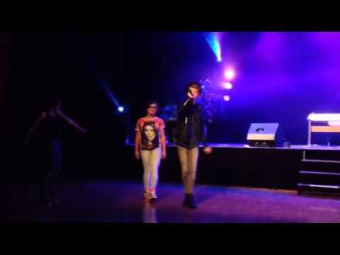 Elliott the voice et Lucie