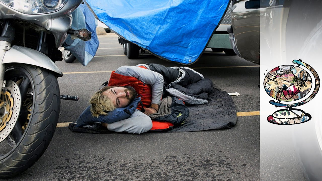 What It's Really Like to Live in the Walmart Parking Lot