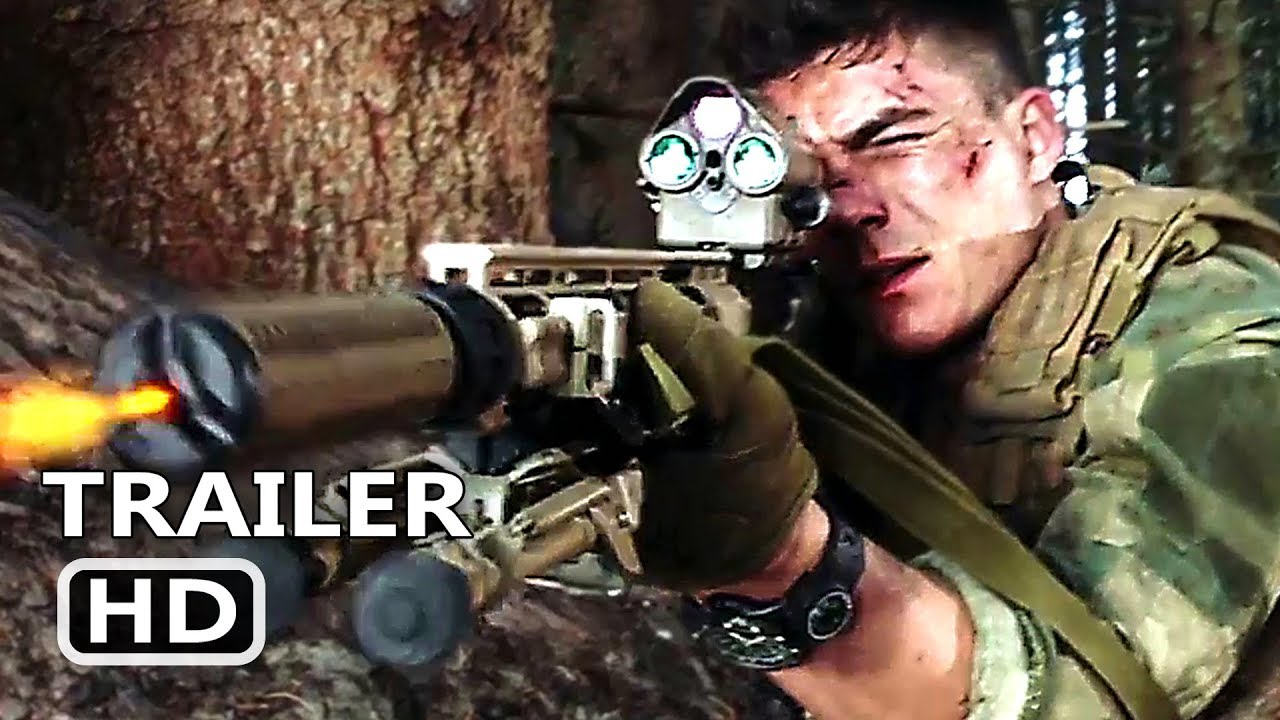 HUNTЕR KІLLЕR Official Trailer # 2 (2018) Gerard Butler, Gary Oldman Thriller Movie HD