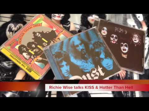 Producer Richie Wise talks Dust & KISS (March 7 2014)