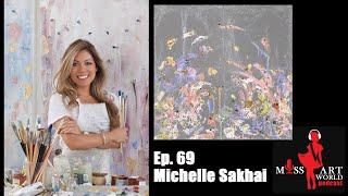 Ep. 69 Michelle Sakhai, Creative Spirit, Japanese, Persian, American Artist