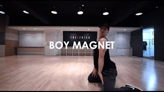 Boy Magnet (Hector Fonseca Remix) - Agnez Mo | Jonah Aki Choreography
