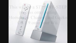 How to Install Hombrew Channel and Gecko OS 1.9 for Wii 4.2