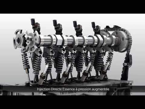 2018 Renault 1.3 Energy TCe engine