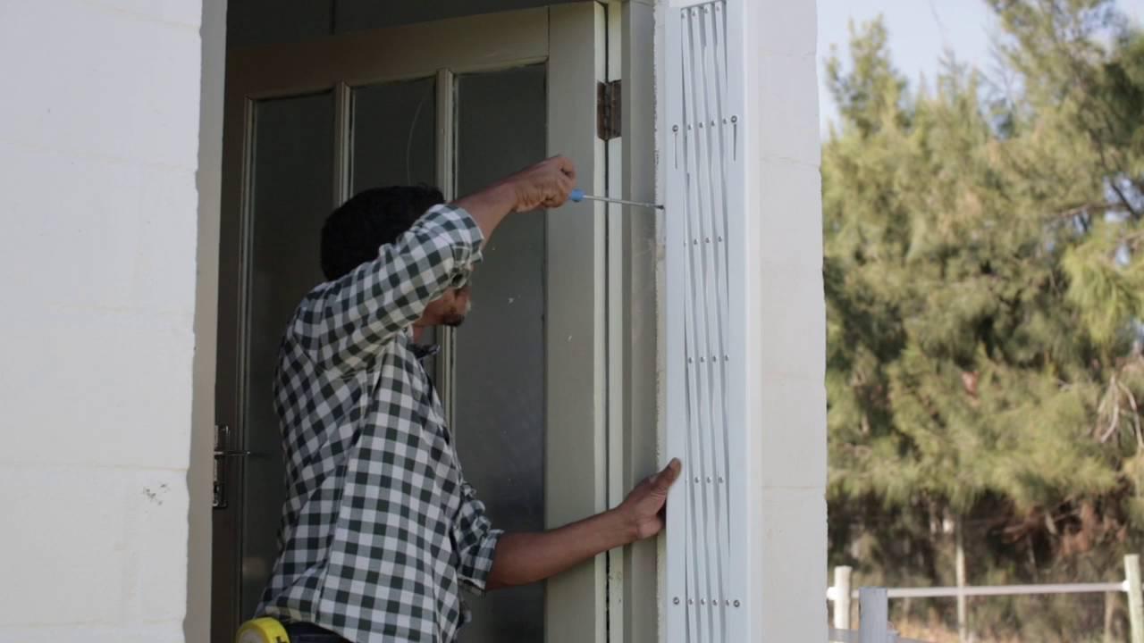 How to install an Xpanda DIY Saftidor Slamlock & How to install an Xpanda DIY Saftidor Slamlock - YouTube