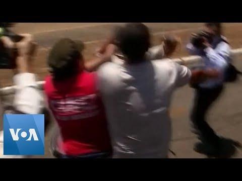Fight Breaks Out After Guaido Backers Enter Venezuelan Embassy in Brazil