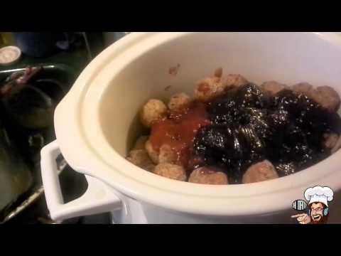 Dan Can Cook: Grape Jelly Meatballs