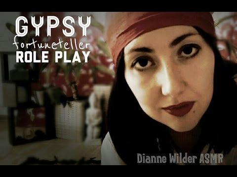 Gypsy Witch Role-Play ASMR binaural