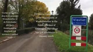 VISVLIET - Westerkwartier - Groningen - The Netherlands