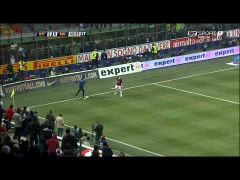 José Mourinho & Inter Fans 24-1-2010