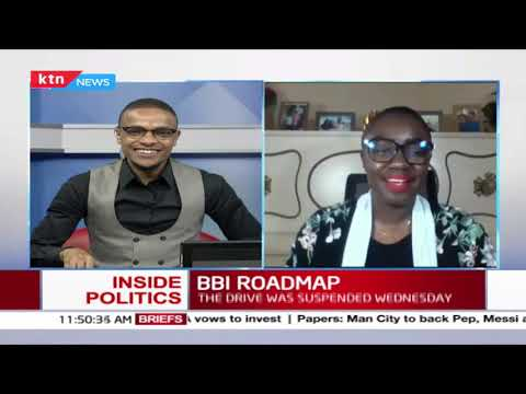 Is Kenya preparing for a non-contested BBI referendum? #InsidePolitics with Jesse Rogers