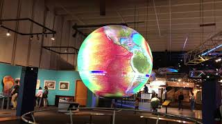 Pacific Science Center in Seattle, WA