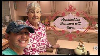 Appalachian Dumplins by Nana~Thanksgiving Special!