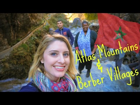 BERBER VILLAGES & ATLAS MOUNTAINS | Oureka Valley, Morocco