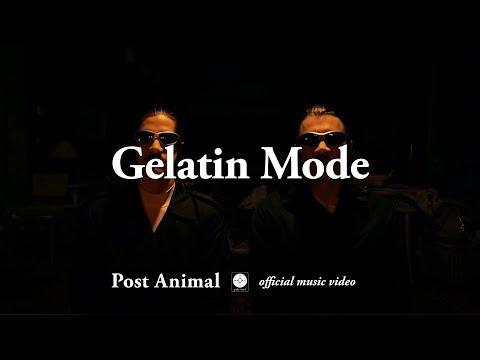 Post Animal - Gelatin Mode [OFFICIAL MUSIC VIDEO]