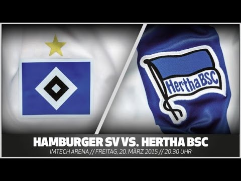 Image result for Hamburger SV vs Hertha Berlin