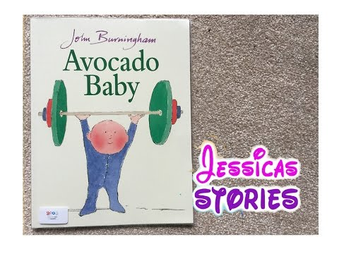 Avocado Baby - Childrens and Kids Narrated Bedtime Story Books.