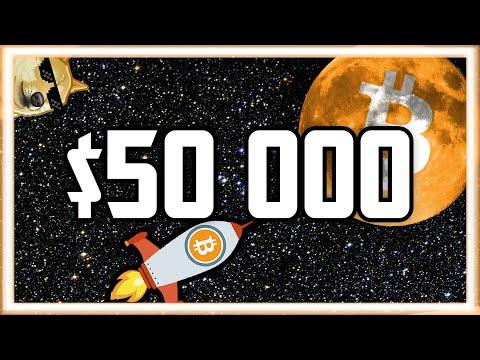🚀 БИТКОИН $50 000!!! ЛОВУШКА ДЛЯ ПОКУПАТЕЛЕЙ?! | Прогноз Крипто Новости | Bitcoin BTC  2021 ETH