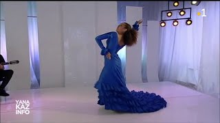 Danse de flamenco avec la talentueuse Ana Pérez