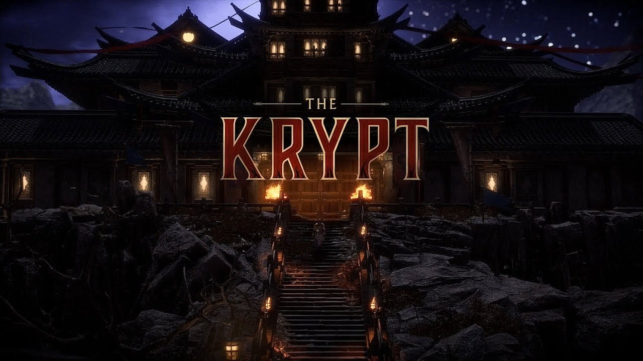 mortal kombat 11 krypt walkthrough