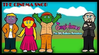 The Cinema Snob: THE OOGIELOVES IN THE BIG BALLOON ADVENTURE